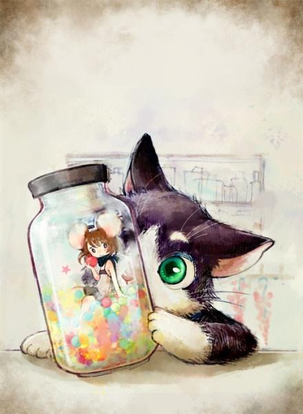 cat-and-kawaii