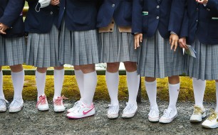 Japanese-School-Girls