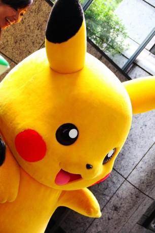 Pikachu-Kyoto