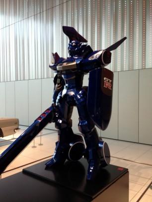 GTR-robot-in-Yokohama