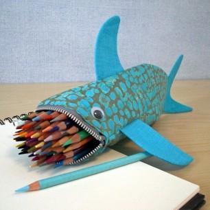 Pencil-Shark