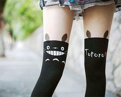 Totoro-Leggins