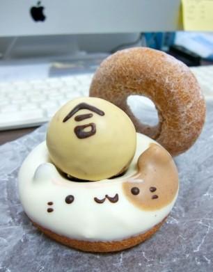 Kawaii-Neko-Donuts