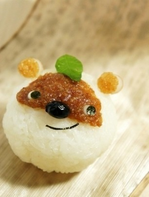 Bear-Rice-Ball
