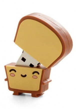 Bread-USB-Pen