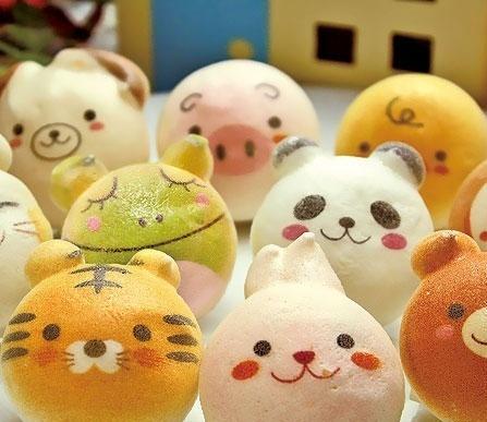 Cute-Animal-Buns