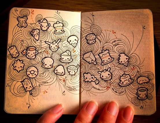 Cute-Sweets-Illustration