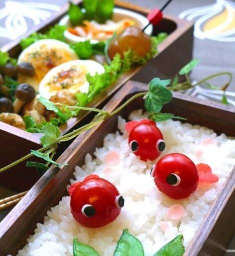 Cutie-Fishy-Bento