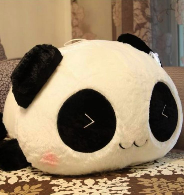 Как сшить панду