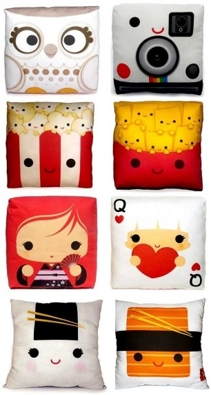 Cutie-Pillows