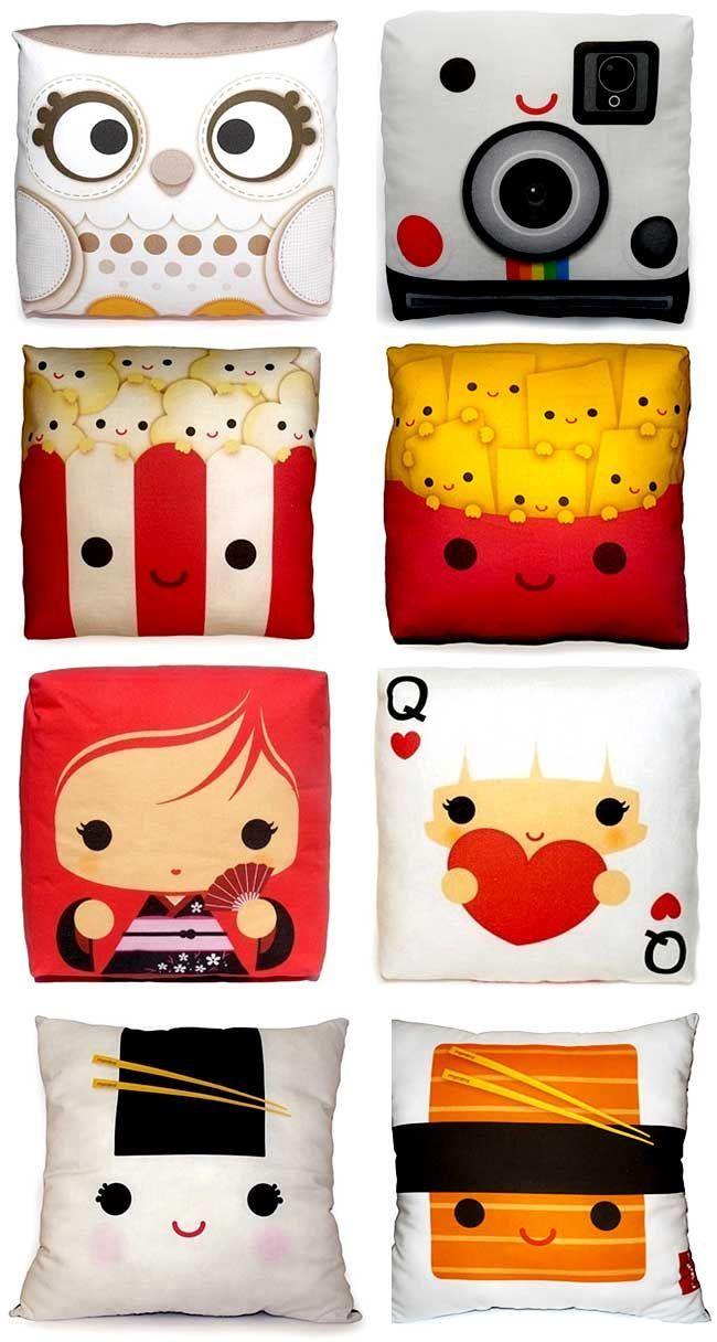 Cutie-Pillows