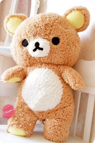 Cutie-Plush-Bear