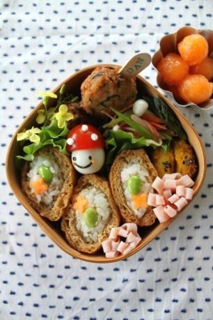 Fried-Bento