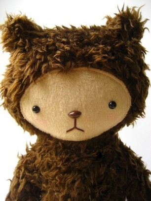 Kawaii-Brown-Bear