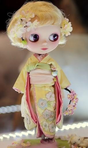Kawaii-Kimono-Doll