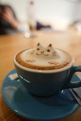 Neko-Latte