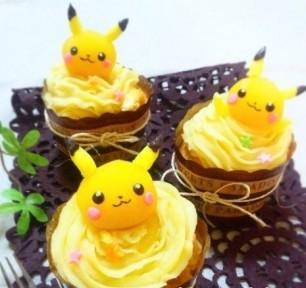 Pika-Pika-Cupcakes