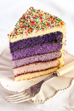 Purple-Shaded-Cute-Cake