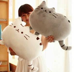 Super-Cute-Neko-Pillow