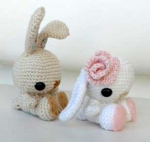 Two-Bunny-Plushies