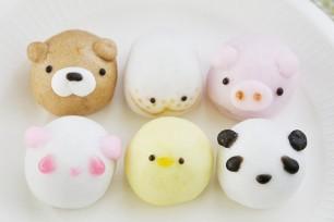 Cutie Plushies