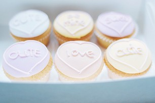 Cupcakes For Valentines