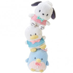 Tower of Plushies