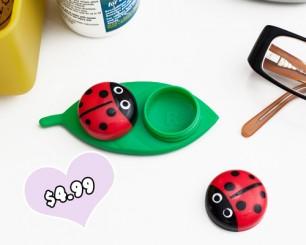 Ladybug_contact_lens_case_Find_more_kawaii_at_Kawaii_Finds_