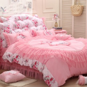 Pinkish Room