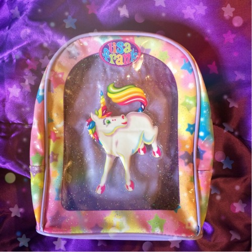 Unicorn and Rainbows Backpack