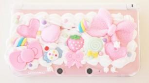Pink Bow Dessert Themed Case