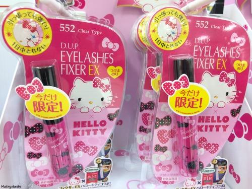 Hello Kitty Eyelashes