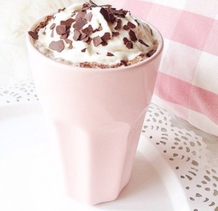 Chocolate Pink Drink