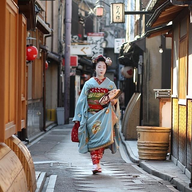Geisha-In-Japan
