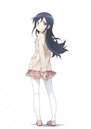 Anime Schoolgirl ;D