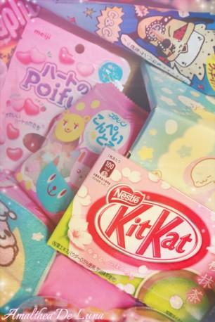 Japanese Snacks Wooo