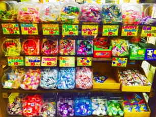 Wall of Sweets