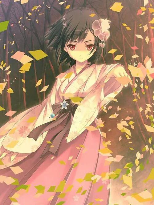 Flower Shrine Maid
