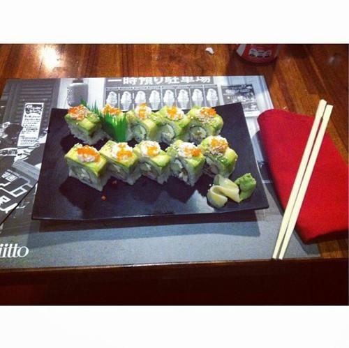 Yummy Toasty Sushi