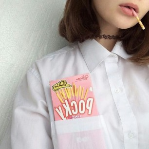 Pink Pocky