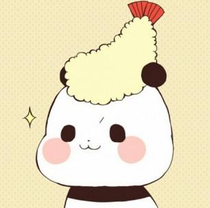 Tempura Panda Bear!