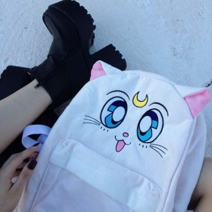 Kawaii Sailor Moon Backpack