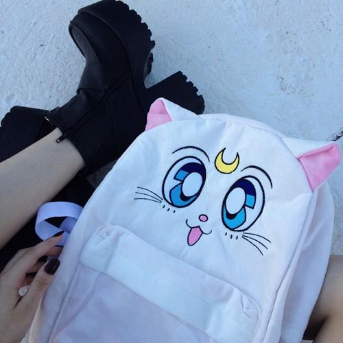 Kawaii Sailor Moon Backpack