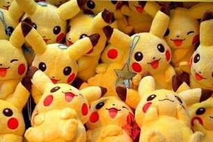 Bunch of Pikachuuu