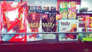 Candy in Japan