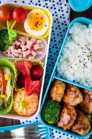 Homemade Bento