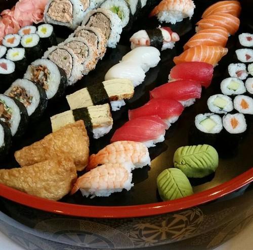 Classic Sushi Spread