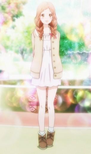 Sparkly Anime Cutie