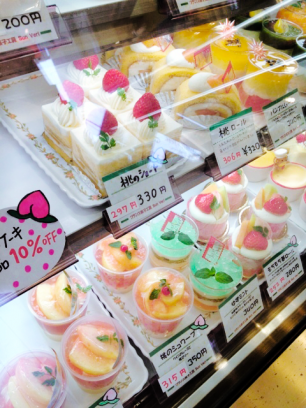 Japanese Sweets Selection