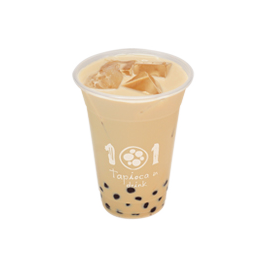 Delicious Momo Tea